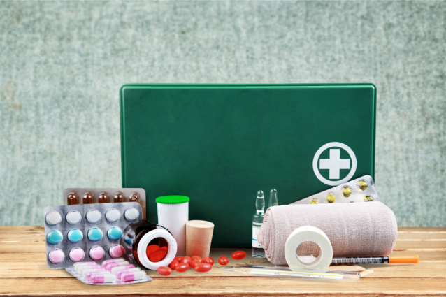 Keeping Track of Supplies Inside Your First Aid Kit
